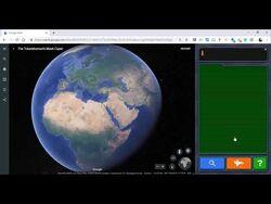 Where on Google Earth is Carmen Sandiego? The Tutankhamun's Mask Caper