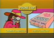 Patty Larceny and a recorder