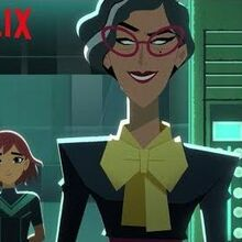 "Carmen Sandiego Clip ""Bait and Switch"" HD Netflix Futures"