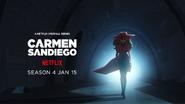Carmen Sandiego Season 4 date