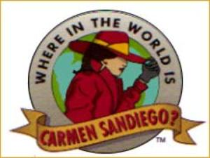 Where in the World is Carmen Sandiego? (TV Show)