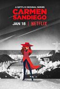 Carmen Sandiego 2019 Poster 2