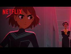 Carmen's Sneaky Escape - Carmen Sandiego - Netflix Futures