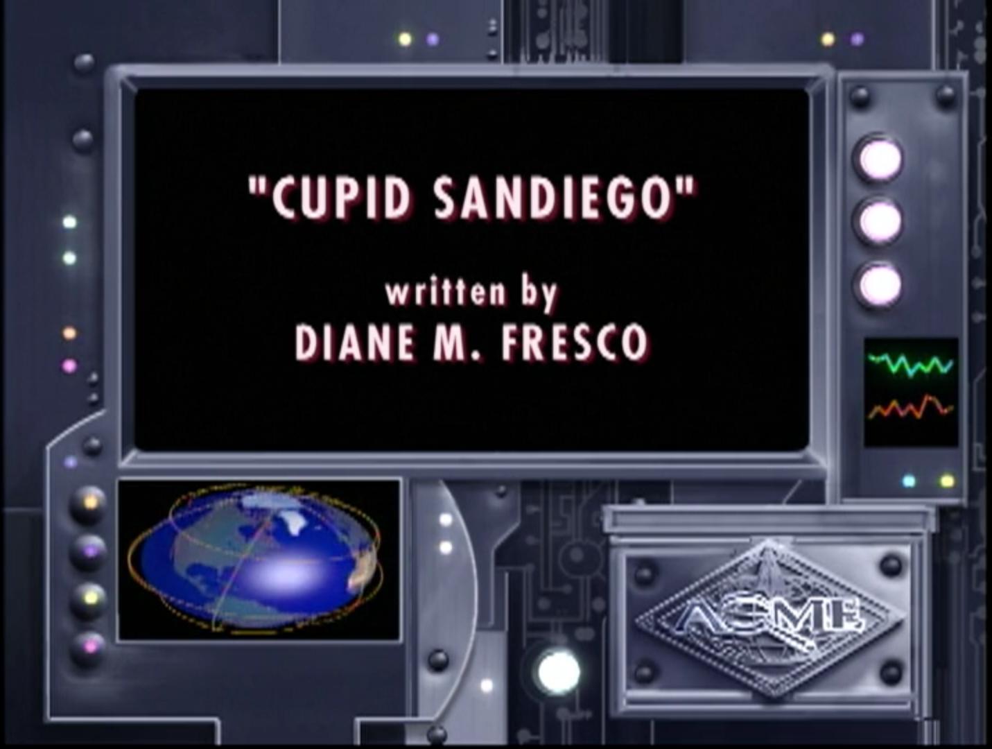 Cupid Sandiego