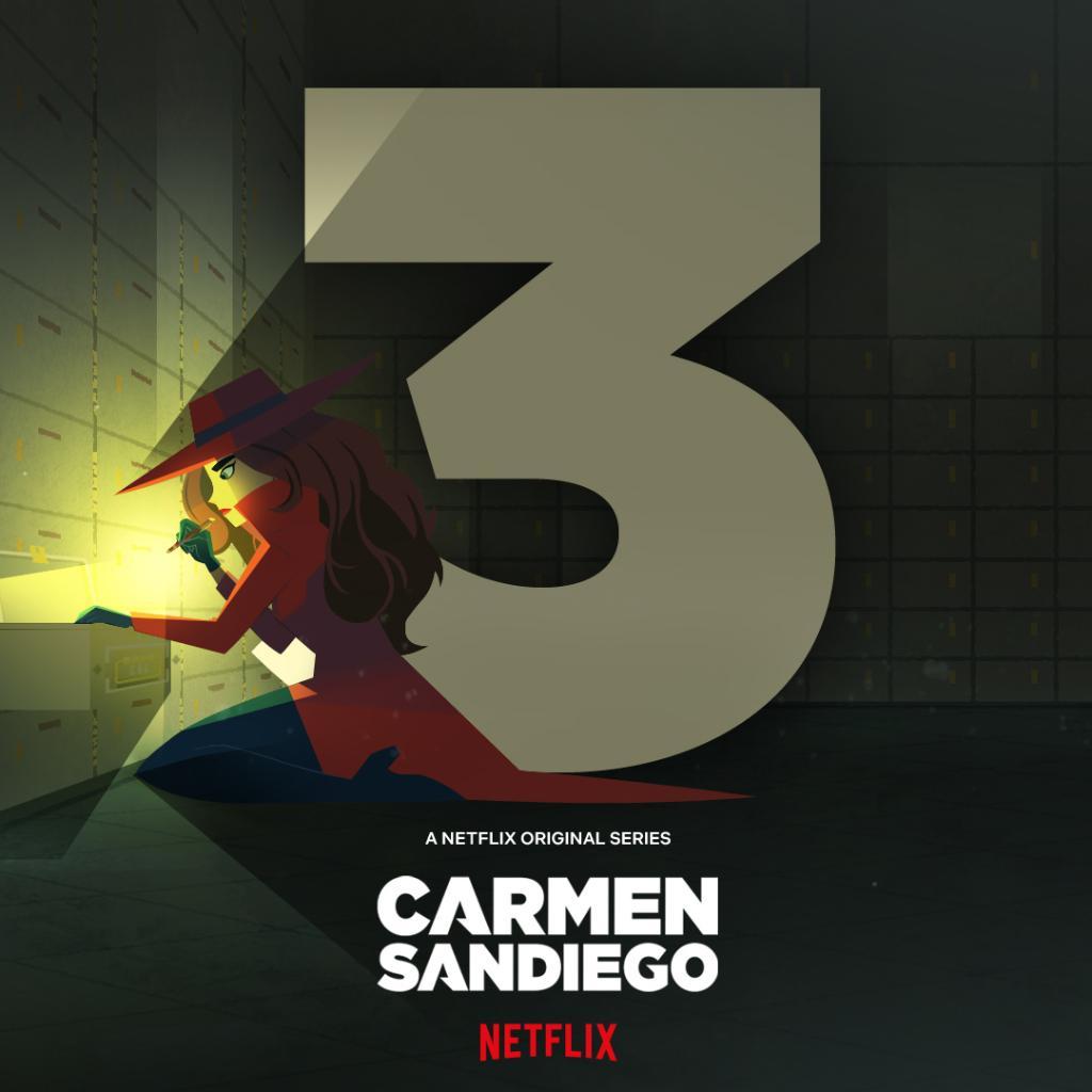 Carmen Sandiego (2019 Series) Season 3