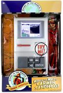 Carmen Sandiego Handheld Electronic Game 5