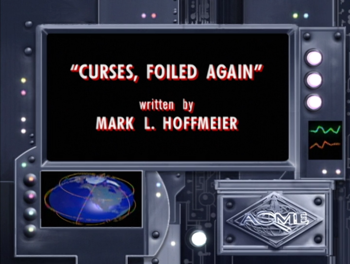 Curses, Foiled Again