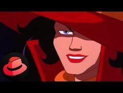 Where on Earth Is Carmen Sandiego? S2Ep6- Deja Vu