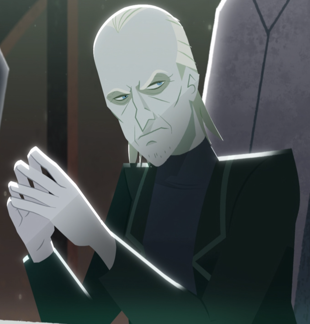 Gunnar Maelstrom (2019 character)