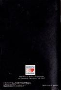 WiTiCS1989 - SNES - Manual Back