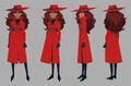 Carmen Sandiego - Profile - Turn
