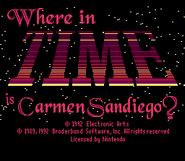 WiTiCS1989 - SNES - Title