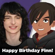 Happy Birthday Finn Wolfhard