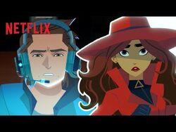 Dancing with Danger 💃 Carmen Sandiego - Netflix Futures