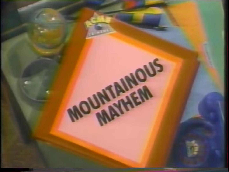 Mountainous Mayhem