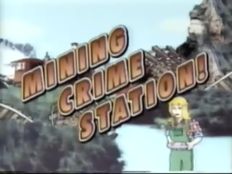 Mining Crime Station