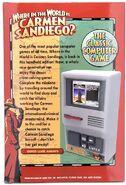Carmen Sandiego Handheld Electronic Game 6