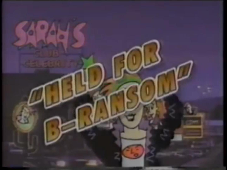 Held for B-Ransom