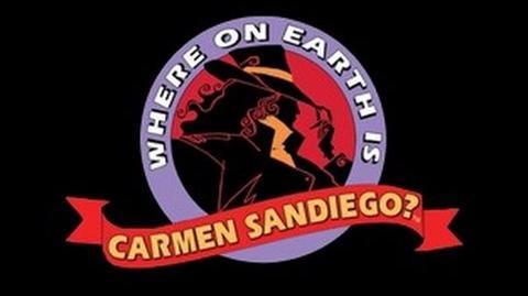 Retribution Part 1: Unsinkable Carmen Sandiego