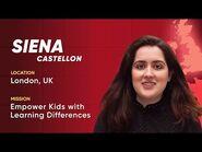 Celebrating Neurodiversity - Carmen Sandiego- Fearless Kids Around the World