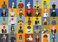 Earth characters