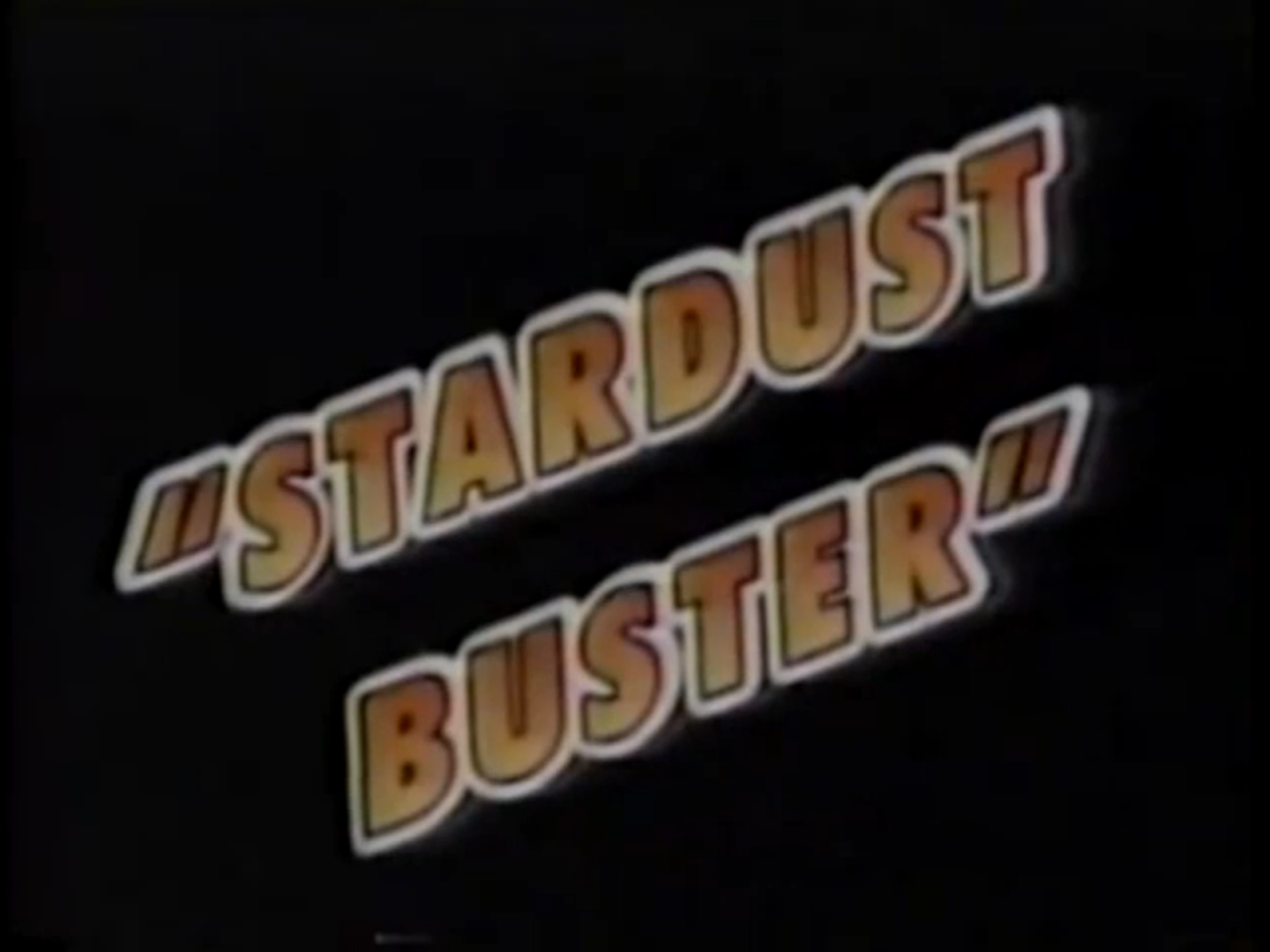 Stardust Buster