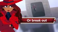 TSONTS 25 - Break out of museum