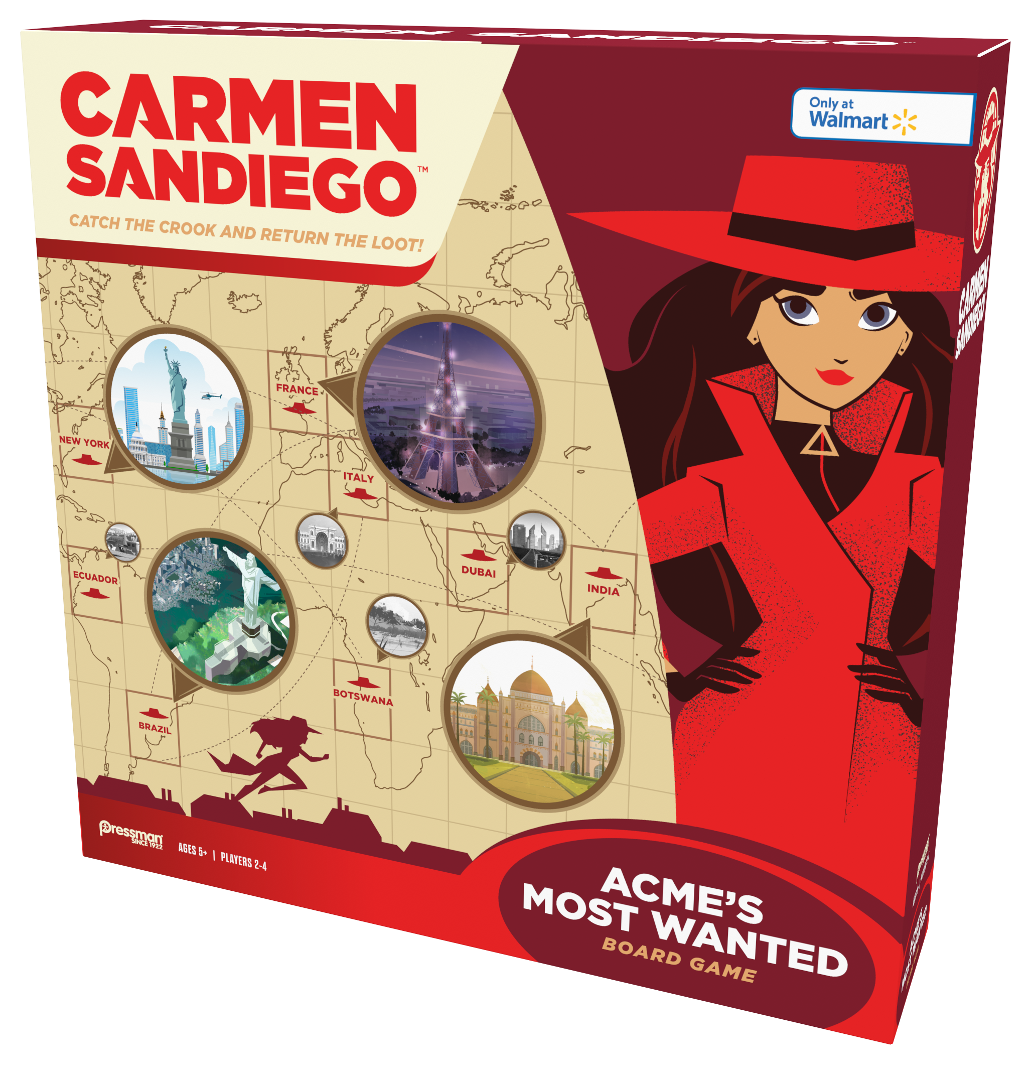Carmen Sandiego: ACME's Most Wanted
