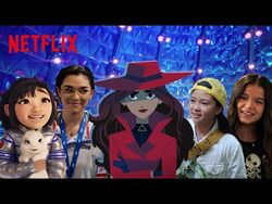 Why SHE is Awesome Ft. Julie and the Phantoms, Fei Fei & More! - Netflix Futures