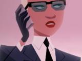 Agent Zari