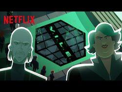V.I.L.E. Academy 101- Training for Thieves - Carmen Sandiego - Netflix Futures