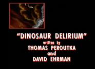 Dinosaur Delirium (01)