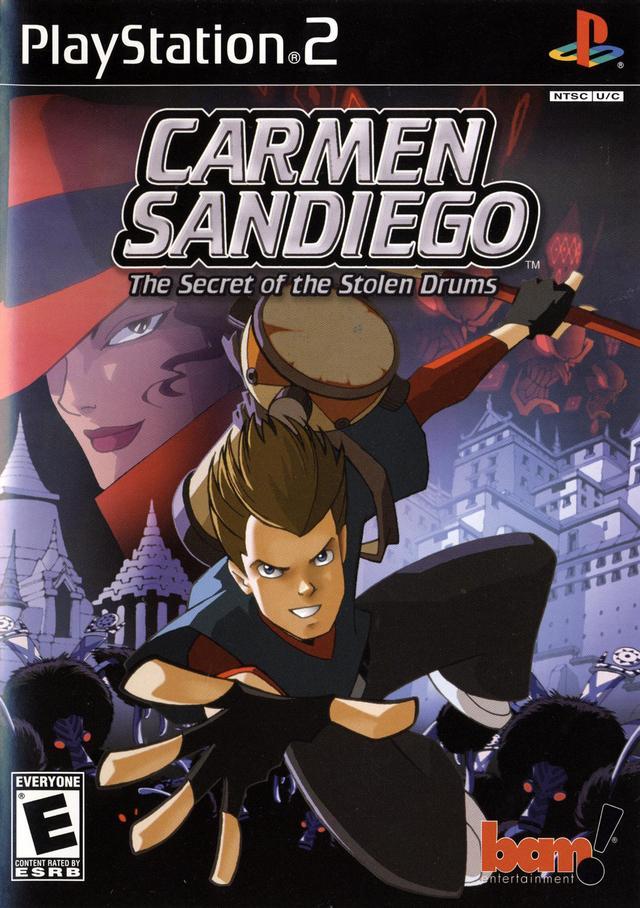 Carmen Sandiego: The Secret of the Stolen Drums