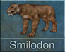Call image for Smilodon