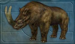 Menu image of Brontotherium