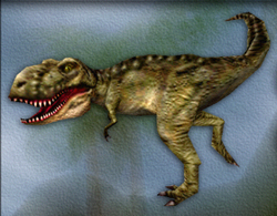 Menu image of Tyrannosaurus