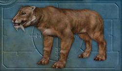 Menu image of Smilodon