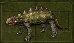 Menu image of Ankylosaurus