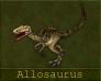 Call image for Allosaurus
