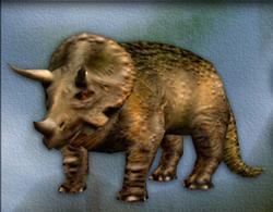 Menu image of Triceratops