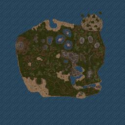 Basmachee Rocks map.png