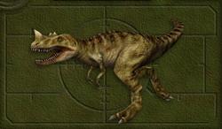 Menu image of Ceratosaurus