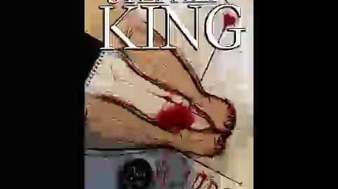 Carrie By Stephen King (Audiobook)-1520674640