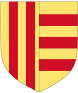 Coat of arms County of Barzona