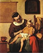 Tending to a Sick Child