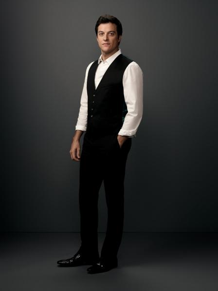 Steven Carrington (Reboot)