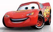 Relâmpago McQueen - Rust-eze