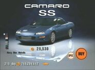 Chevrolet camaroSS