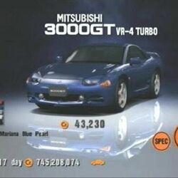 Mitsubishi 3000GT VR-4 Turbo '95