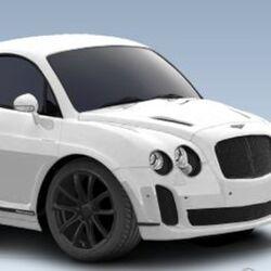 Bentley Continental Supersports '10
